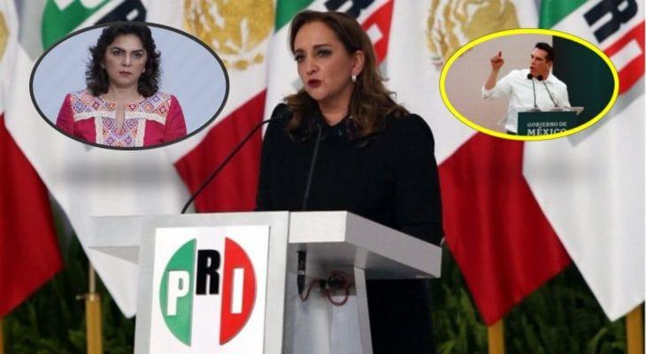 El PRI acusa al PRI por hacer fraude en las elecciones internas del PRI
