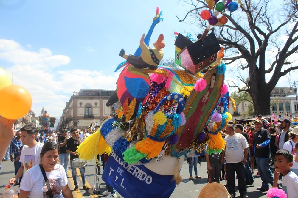 Por pandemia, durante Semana Santa, no habrá tolerancia para toritos de petate en Morelia
