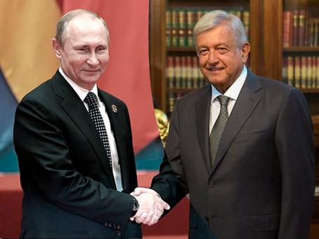 Hoy AMLO habló con Putin; pactan envío de 24 millones de vacunas Sputnik V