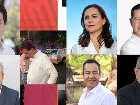 Candidatos de todos los colores condenan agresión contra Memo Valencia y su equipo
