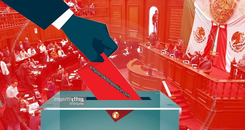 Filtran video donde acusan a estos 2 diputados de votar doble en terna por la CEDH