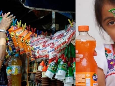 Oficial: Senado prohíbe la venta de comida chatarra en las escuelas y fuera de ellas