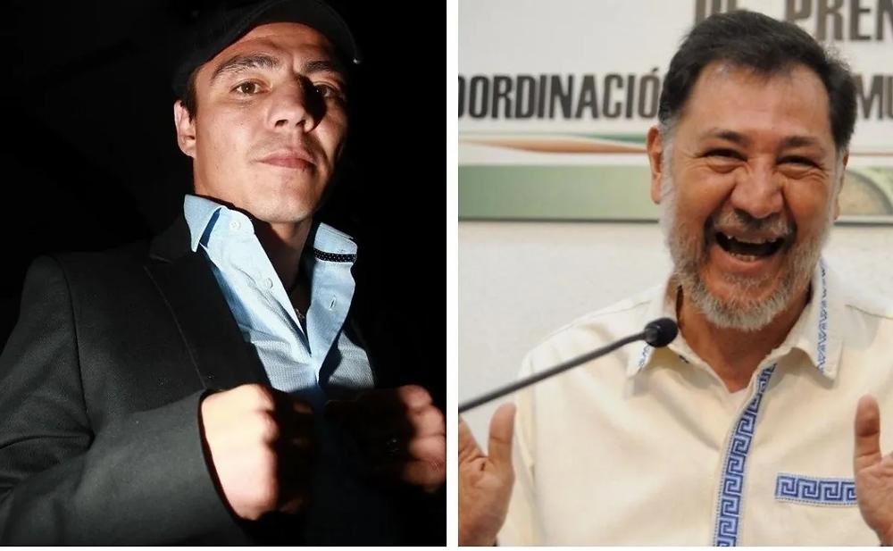 Travieso Arce le advierte a Fernández Noroña por amnesia: te puedo recordar de un putazo quién soy