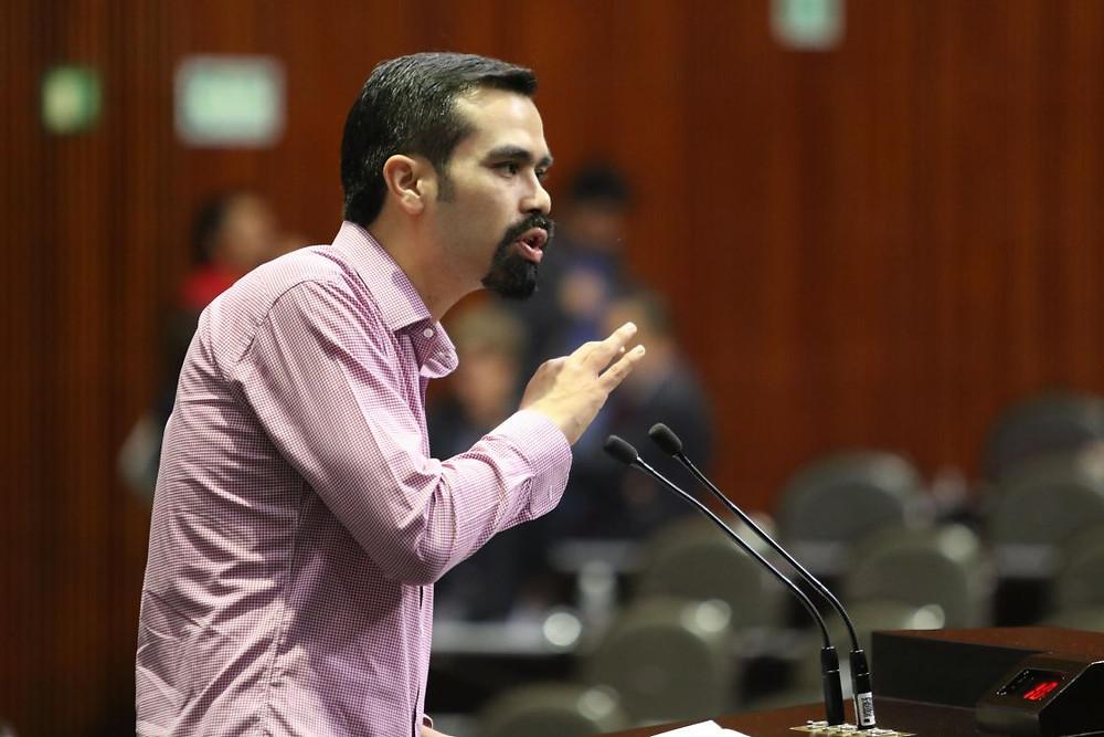 El político que era admirador de AMLO y hoy es su opositor