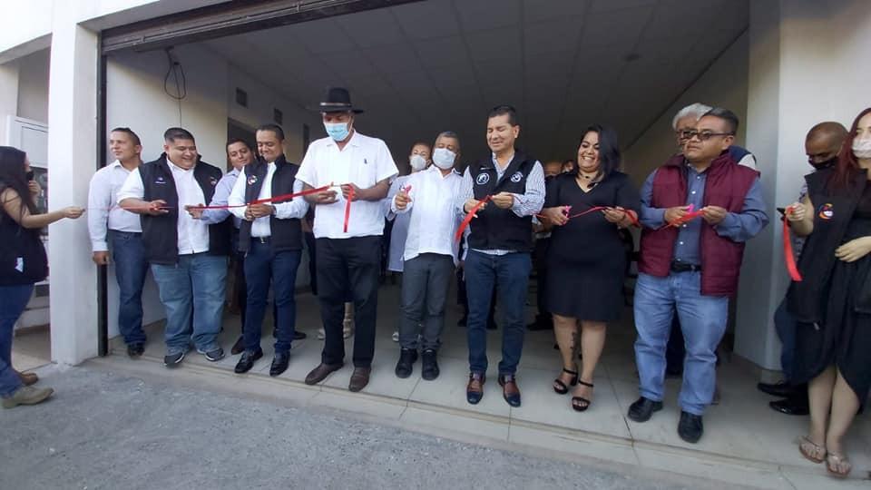 Inauguran en Morelia la Casa Nacional de la Fundación Mireles