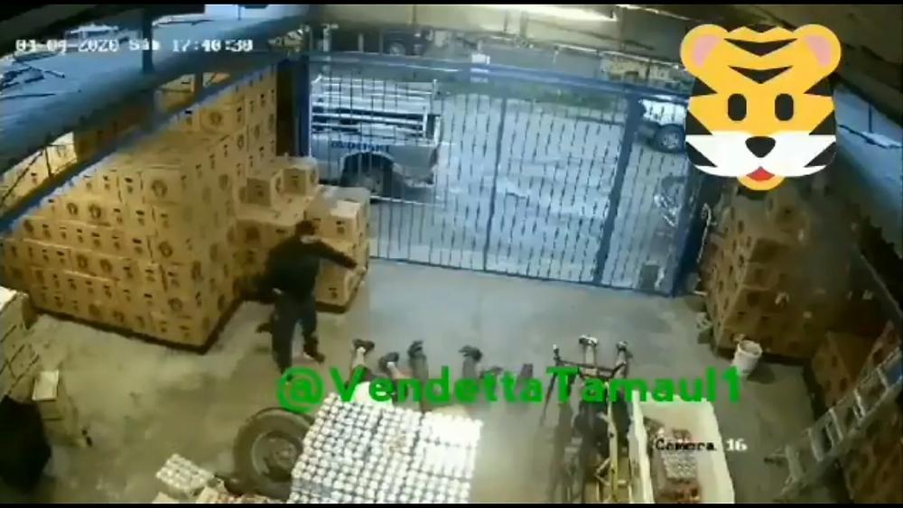 Difunden el asesinato de empleados de cervecería en Tamaulipas (+Video)
