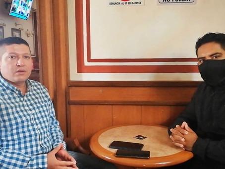#Entrevista: Estos son los objetivos de Vicente Gómez durante los primeros 100 días de gobierno