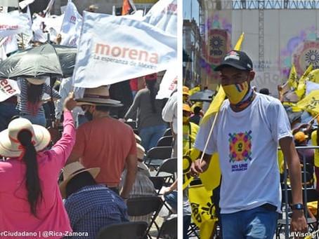Massive Caller difunde nueva encuesta: Alfredo con más de 7 puntos por encima de Herrera