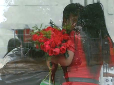 #México: Por visitar a un primo en prisión, Brenda se enamoró de un interno (+video)