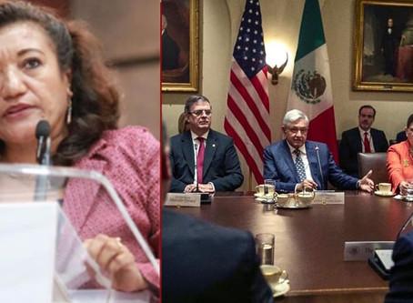 T-MEC, una oportunidad para reactivar la economía de todas las regiones de México: María Chávez