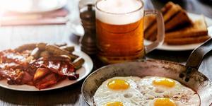 Según estudios de Europa, una cerveza como desayuno es tan buena como un yoghurt