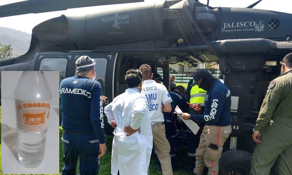Mueren 16 personas por consumir alcohol adulterado en Jalisco