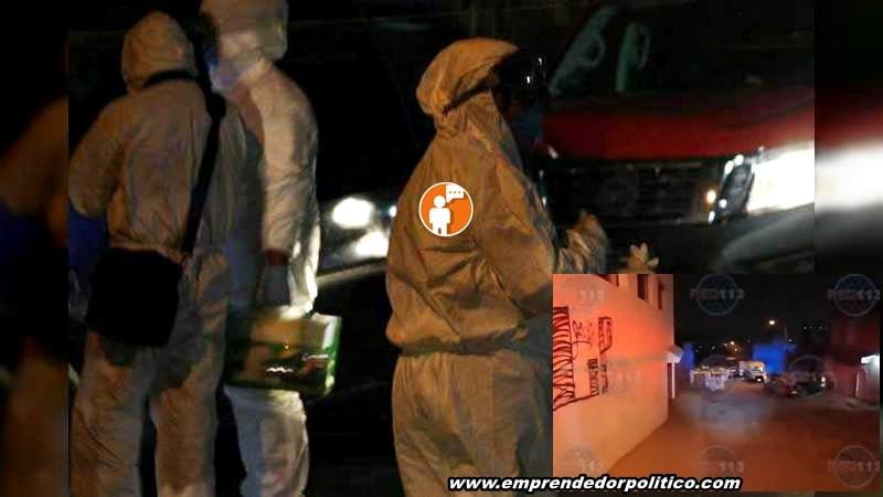 Asesinan a padre e hijo en Morelia