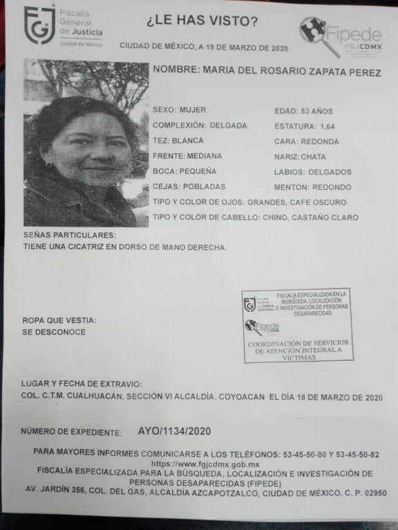 Capturan al presunto asesino de investigadora de la UNAM enmaletada; es su hijo adolescente