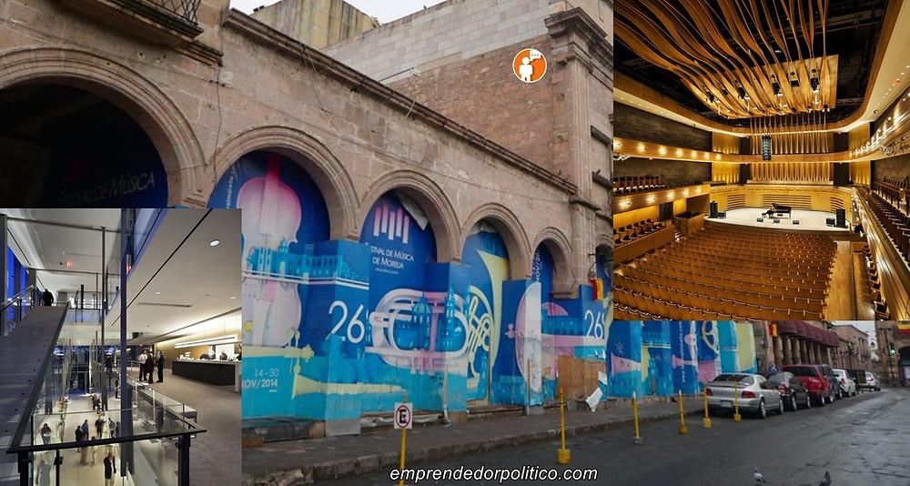 Concluyen obras del Teatro Matamoros; mañana harán la tan esperada inauguración #NoEsBroma