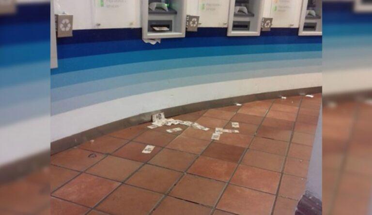 Bandidos Revolution, banda que hace que cajeros escupan billetes a montones