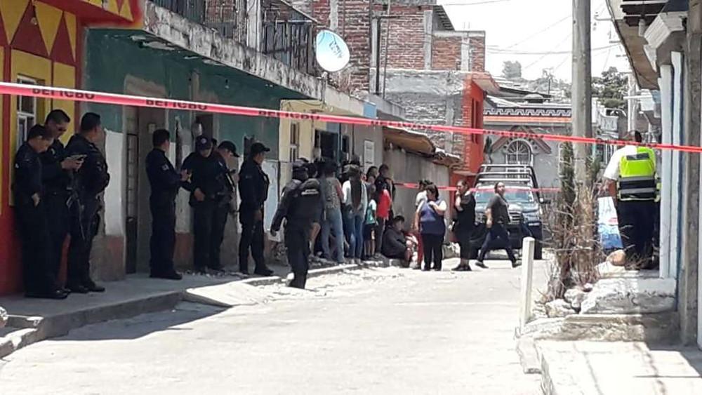 Balacera en Tarímbaro por conflicto familiar