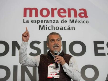 Resolución del INE, un atentado contra de la democracia: Raúl Morón Orozco