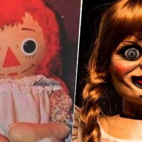 Muñeca diabólica Annabelle ¿'escapó'? del Museo Warren; ya desató el pánico