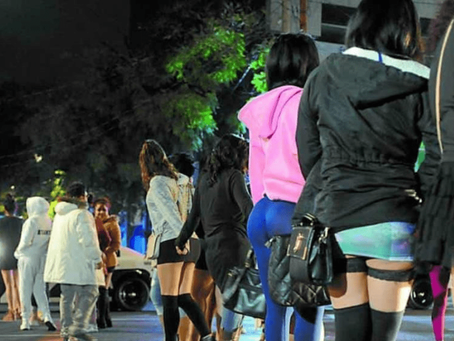 Número de trabajadoras sexuales en las calles de CDMX se dispara por coronacrisis