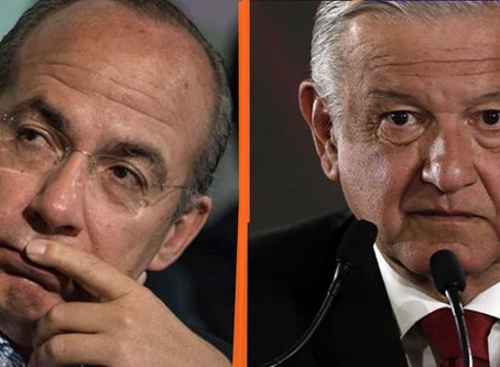Coraje de Calderón por rifa de avión es porque él lo compró: AMLO