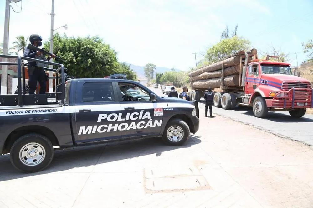 Narcovirus ataca a policías de Michoacán con drones armados con explosivos