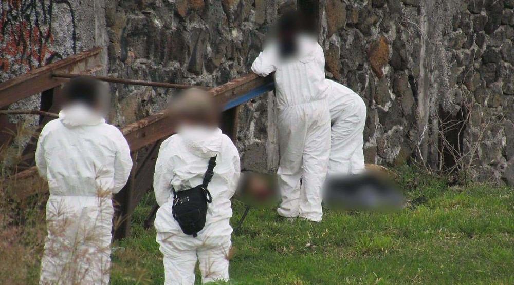 #Morelia: Encuentran cuerpo sin vida de joven; presentaba huellas de tortura y parcialmente quemado