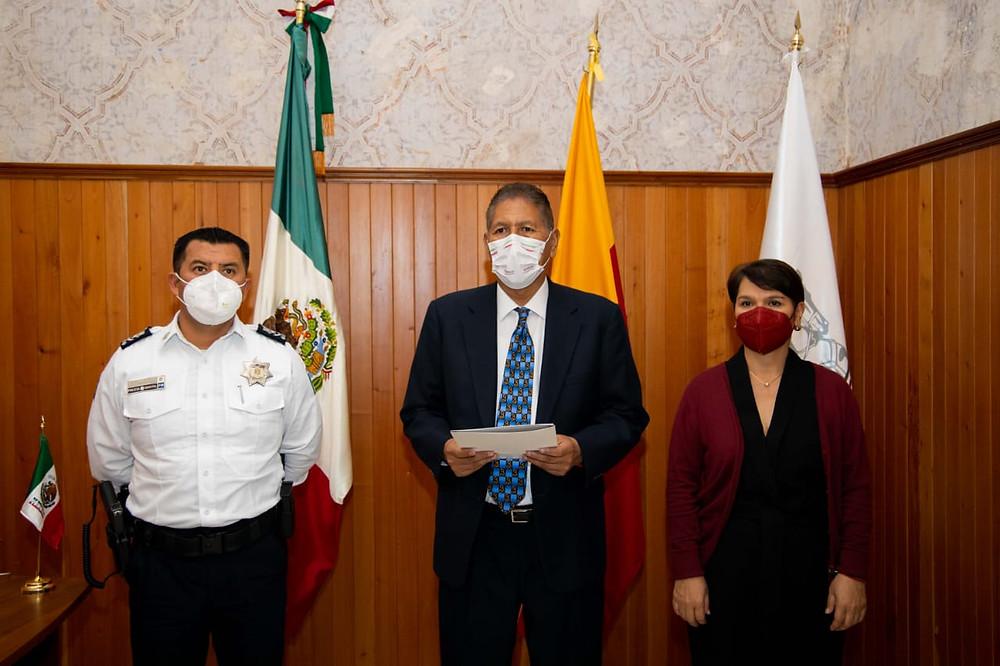 Julisa Suárez deja el cargo de seguridad en Morelia; buscará una diputación local