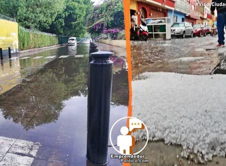 #Alerta: Apatzingán y Morelia considerados con un índice alto de peligro por inundación este viernes
