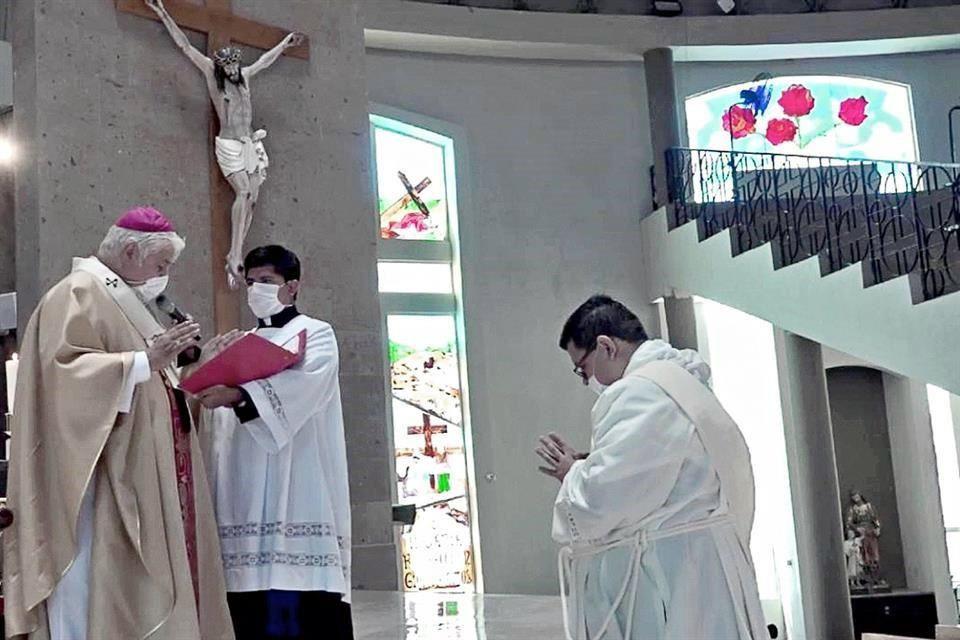 Arzobispado de Morelia dice que hay cuatro sacerdotes sospechosos con Covid-19