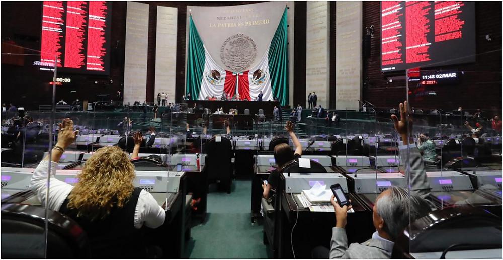 Diputados aprueban la reforma para la regulación del outsourcing; pasa al Senado
