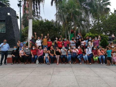 Liderazgos y bases de diferentes partidos políticos se suman al proyecto municipal de Juan Romero