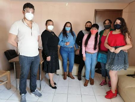 Legisladora michoacana impulsa cooperativas para mujeres emprendedoras de Tacámbaro