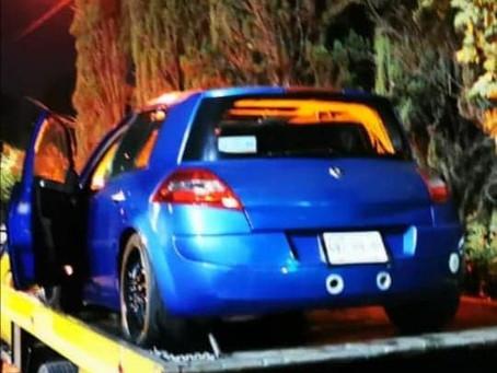 Se les acabó el veinte; detienen a dos jóvenes implicados presuntamente en varios robos en Morelia