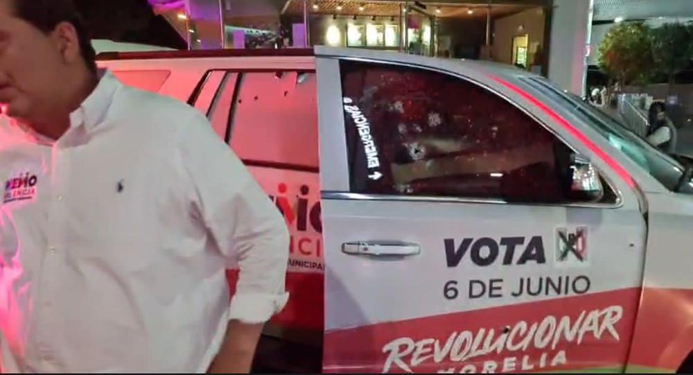 Tras atentado, Memo Valencia pospone campaña hasta que existan condiciones seguridad