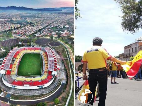 Estadio Morelos mantendrá cerrada sus puertas a la afición
