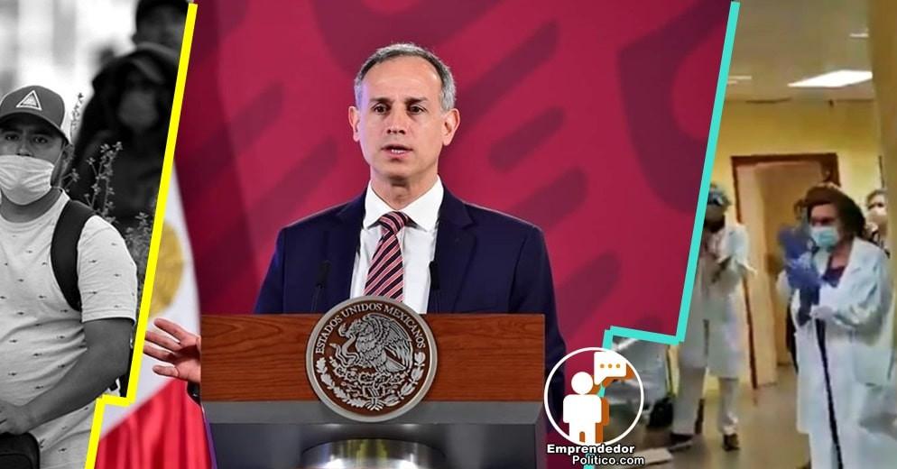 México entra hoy martes en Fase 3 de la epidemia de COVID-19, checa lo que implica
