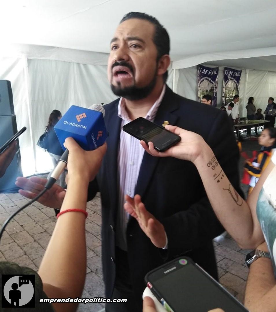 ¡Atención escuelas! Inicia la Caravana de Ciencia en #Michoacán