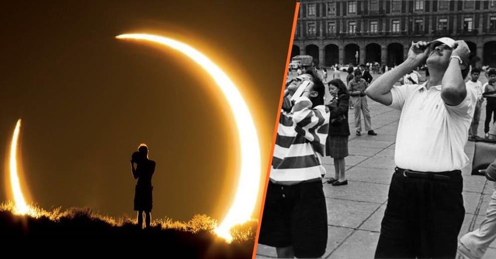 El Eclipse del Siglo, un fenómeno que no se repetirá hasta 2052 y podrá verse en todo México