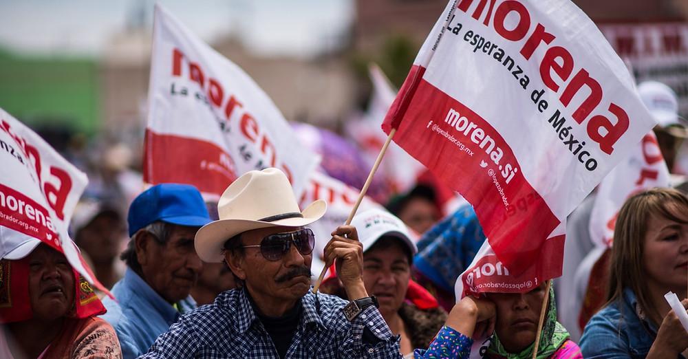 Se cuece alianza Morena-PT para la gubernatura de Michoacán; IEM aprueba alianza