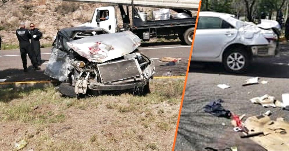 Fallece este sábado tras chocar su vehículo sobre la Carretera Morelia-Pátzcuaro