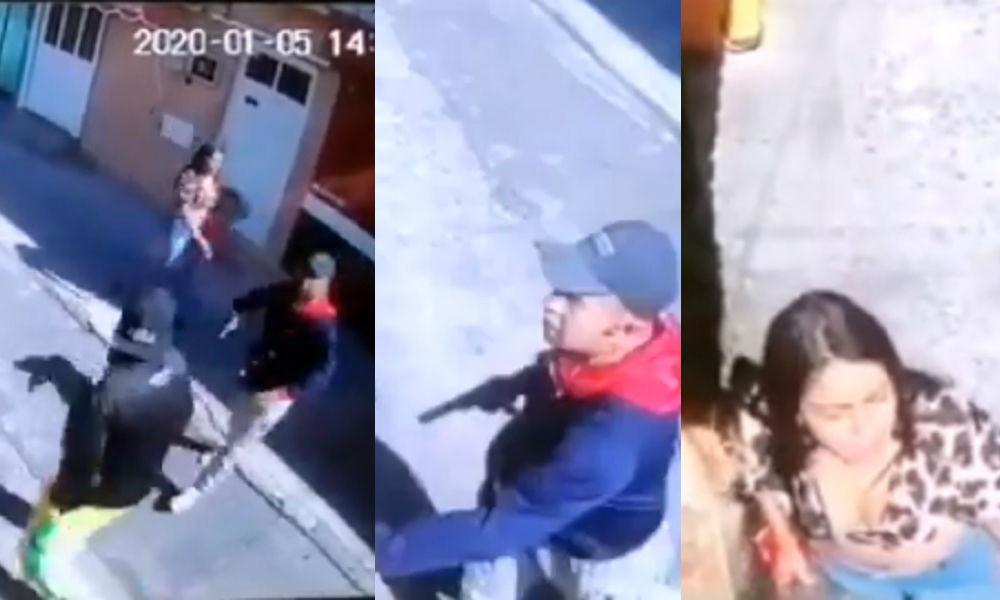 VIDEO: ¡Que no te pase! 'Chica guapa e inocente', el nuevo modus operandi para asaltar