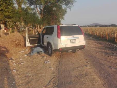Con 2 balazos matan a hijo de empresario cercano a la Familia Cárdenas en Apatzingán, Michoacán