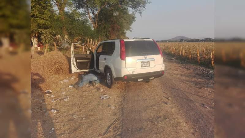 Ejecutan a hijo de empresario en Michoacán