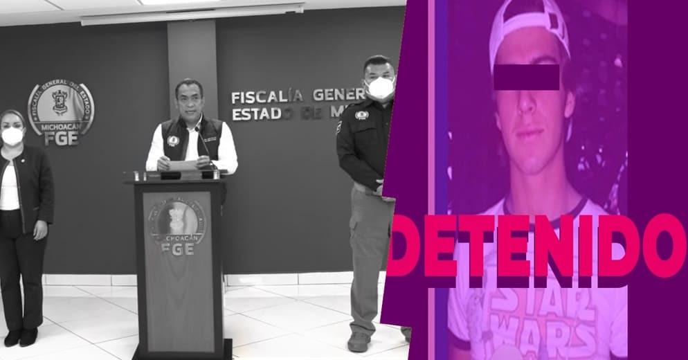 Detención de presunto asesino de Jessica fue sin recompensa y en Jalisco; habrá sanción ejemplar