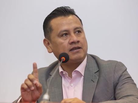 Gobierno de Silvano, un fracaso en tema de seguridad: Carlos Torres Piña