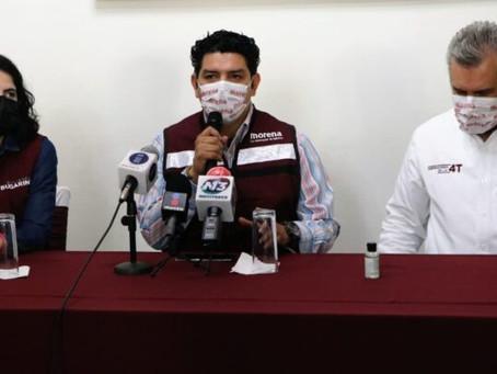 Liderazgos de Morena en Michoacán indican que hoy Raúl Morón será restituido como candidato