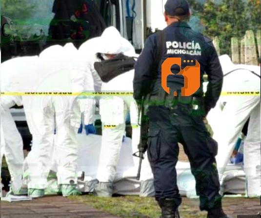 Lo matan afuera de su casa en Morelia