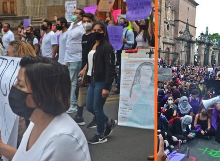 Los feminicidios de Jessica, Alondra y Alexandra que conmocionan a México