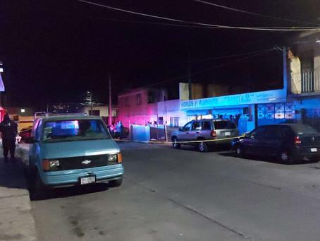 Lo asesinan a balazos dentro de un negocio de vidrios y aluminios en Morelia